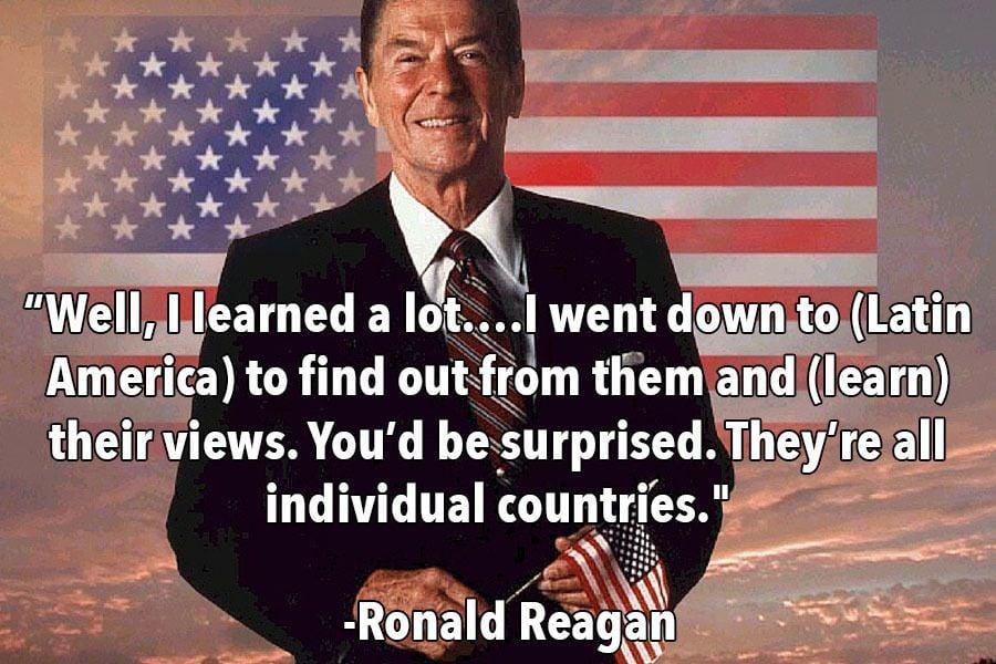 Ronald Reagan Presidents