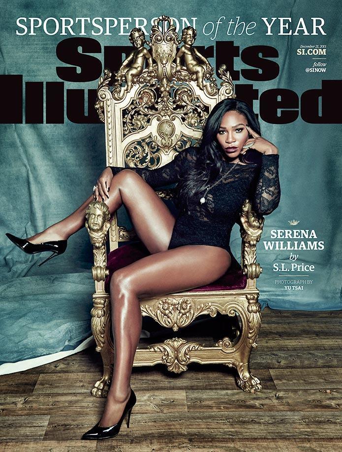Serena Williams Sportsperson
