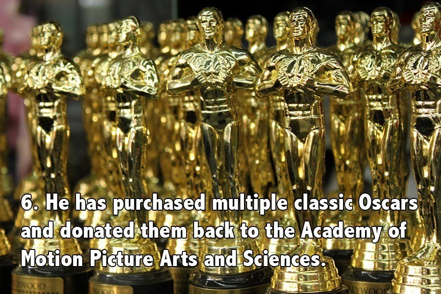 Steven Spielberg Facts Oscars