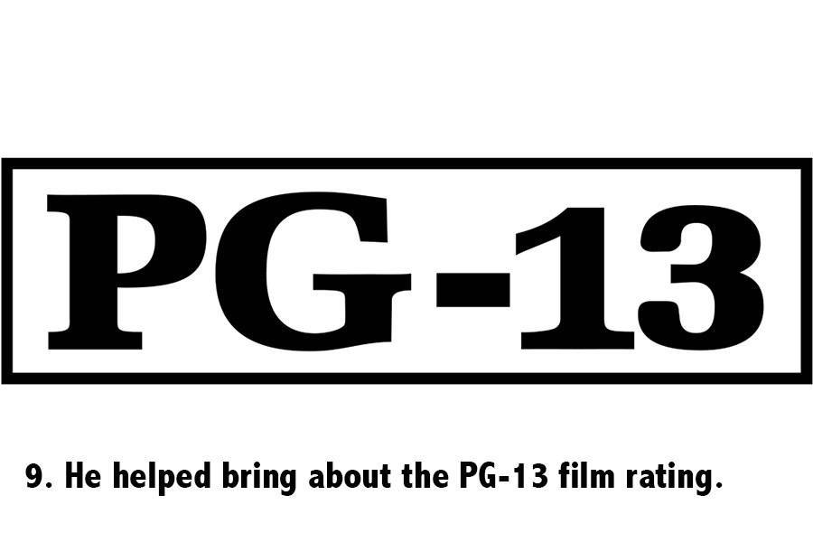 15 things you didn t know about steven spielberg rh allthatsinteresting com pg 13 logopedia pg 13 logo vector
