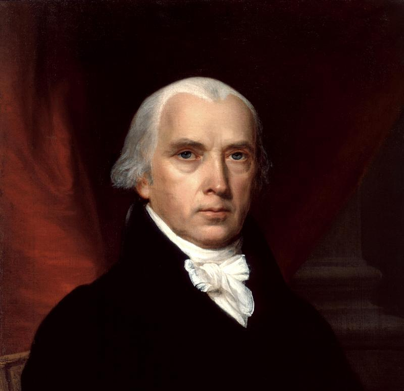 Tea Party James Madison