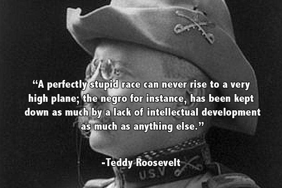 Teddy Roosevelt Race