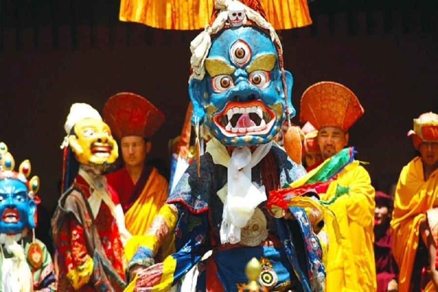 Tibetan New Year Losar Festival
