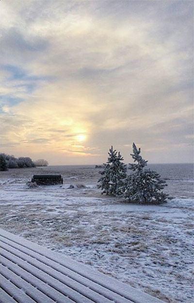 Winter Instagram Photos Alberta