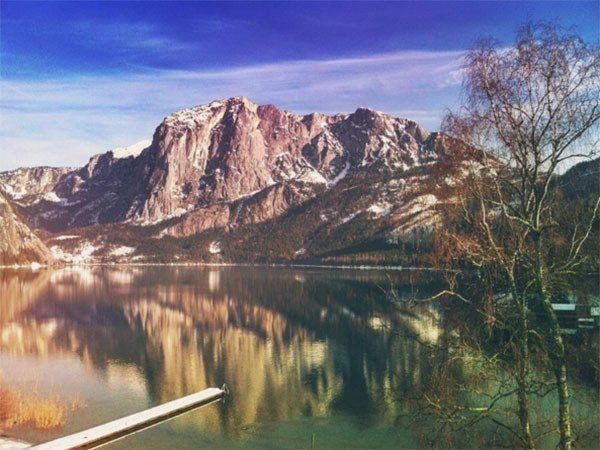 Winter Instagram Photos Austria