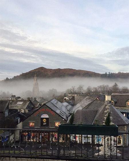 Winter Instagram Photos Lake District