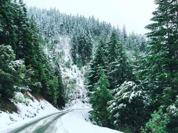 Winter Instagram Photos Oregon