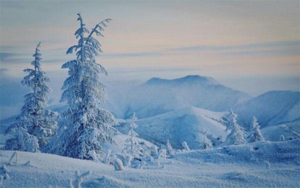 Winter Instagram Photos Oymyakon Russia