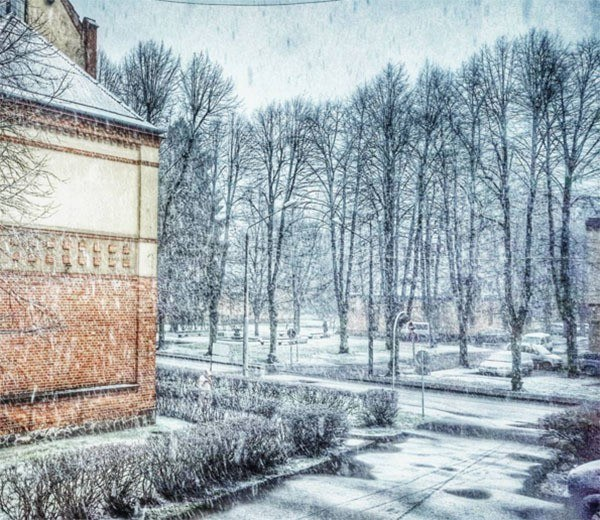 Winter Instagram Photos Riga Latvia