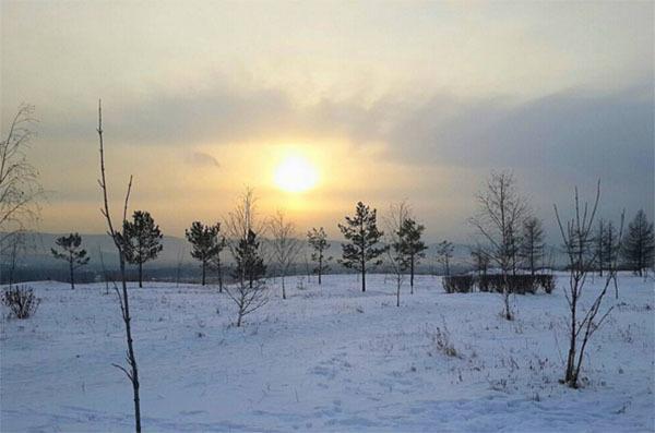 Winter Instagram Photos Siberia