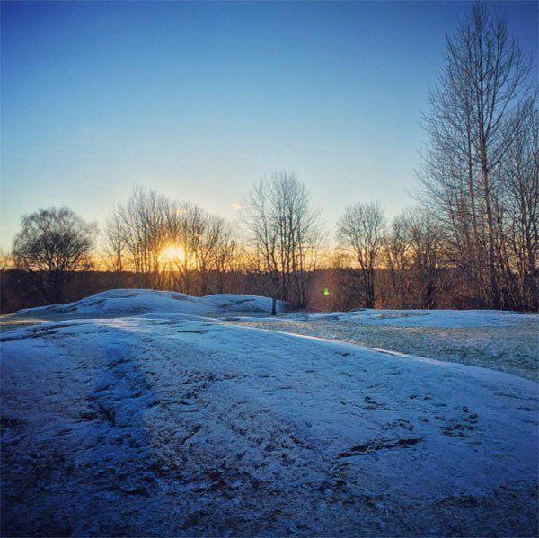 Winter Instagram Photos Stockholm