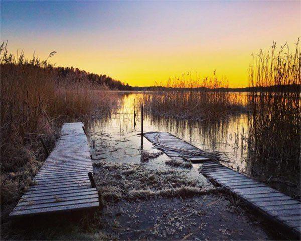 Winter Instagram Photos Sweden