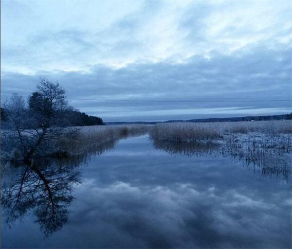 Winter Instagram Photos Varmland Sweden