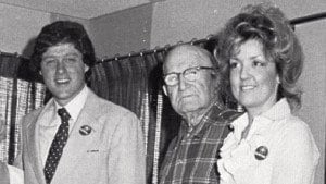 Juanita Broaddrick And Bill Clinton