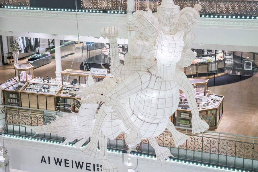 Ai Weiwei Sculpture 2