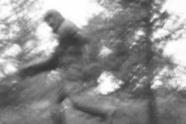 Bigfoot Blurry