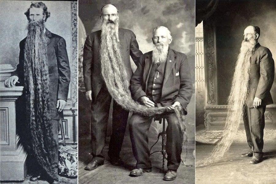 Giant Beards 2