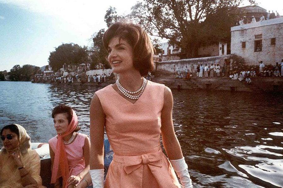 Mad Men Fashion Jackie Kennedy