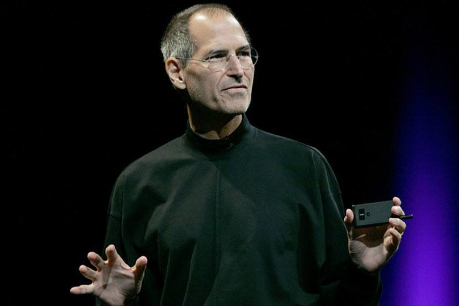 Apple Corporation CEO Steve Jobs Speaks During His Keynote Speech At The Apple Worldwide Developers Conference In San Francisco, California
