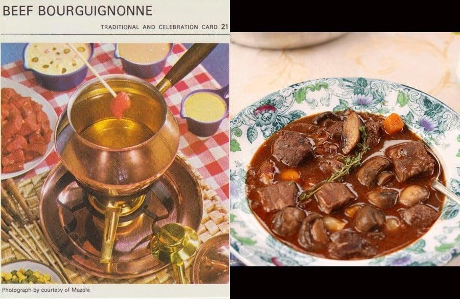 Beef Burgundy