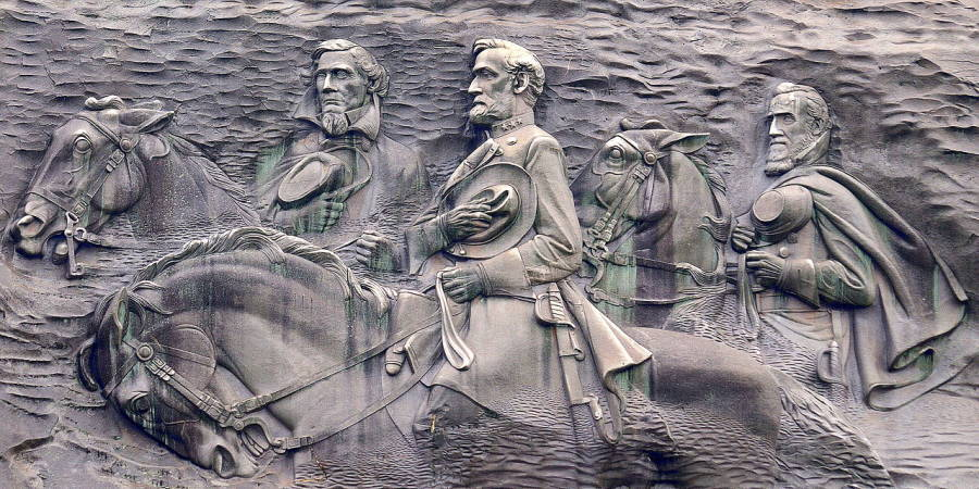 Confederate Stone Mountain