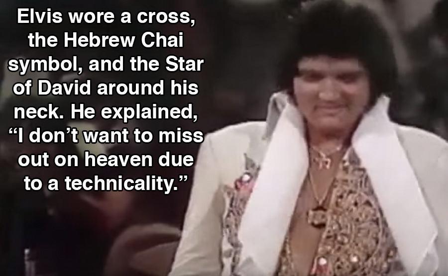 Elvis Chains
