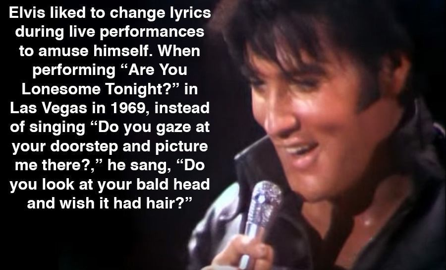 Elvis Jokes