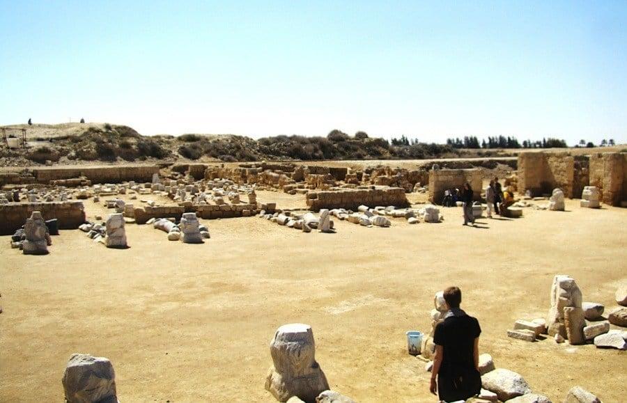 Endangered Unesco Abu Mena