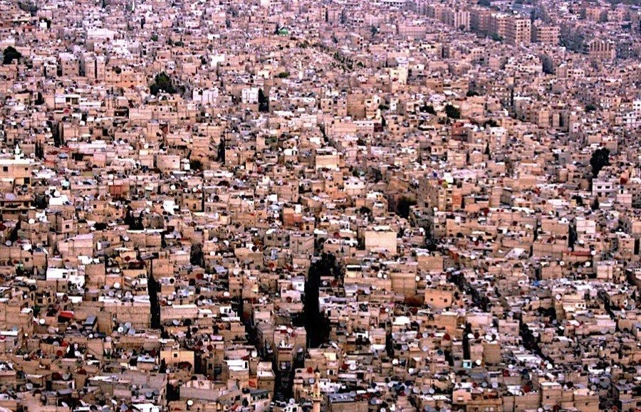 Endangered Unesco Damascus Syria