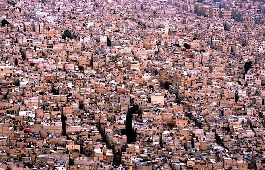 Endangered Unesco Damascus Syria