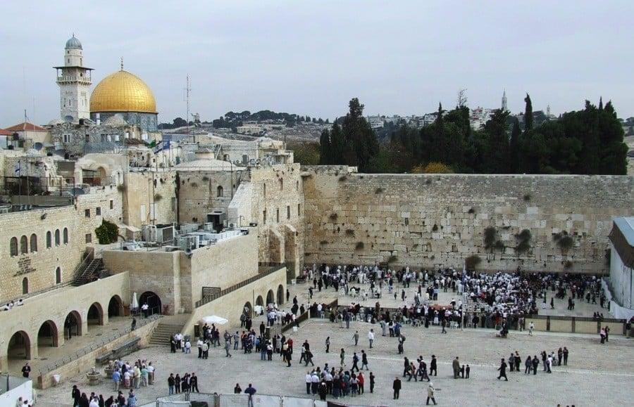 Endangered Unesco Jerusalem Israel