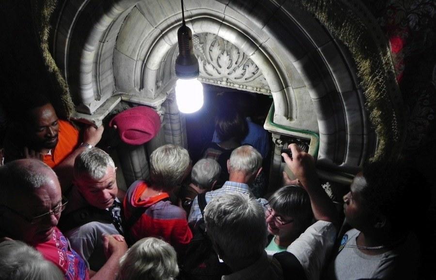 Endangered Unesco Jesus Birthplace
