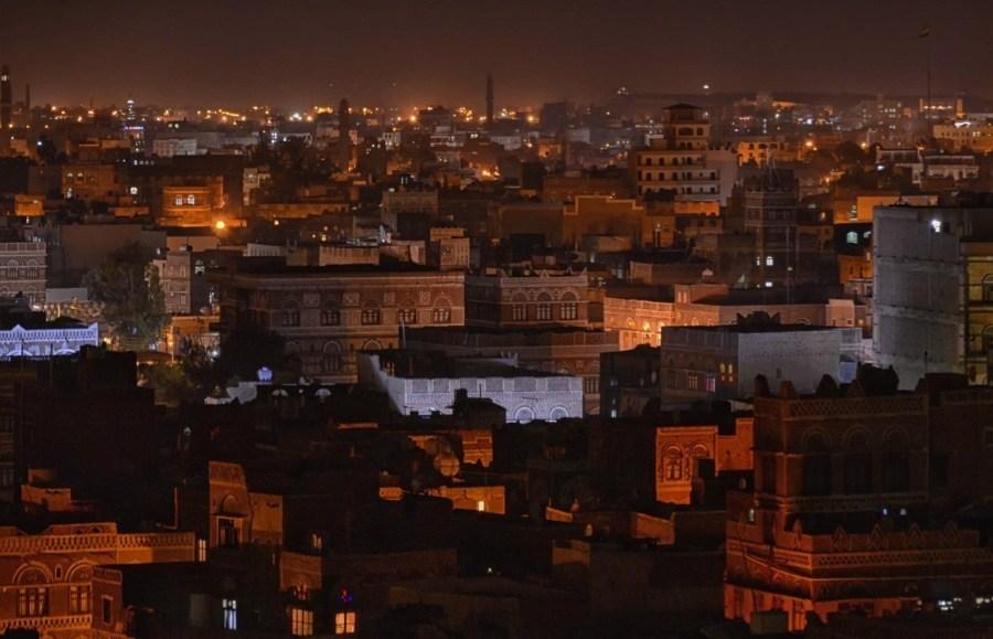 Endangered Unesco Sanaa Night