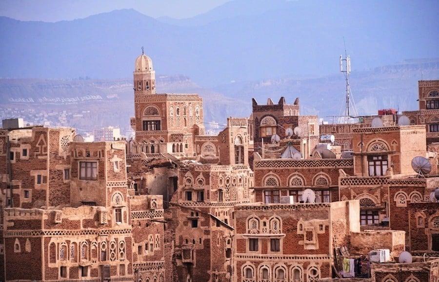 Endangered Unesco Sanaa Yemen