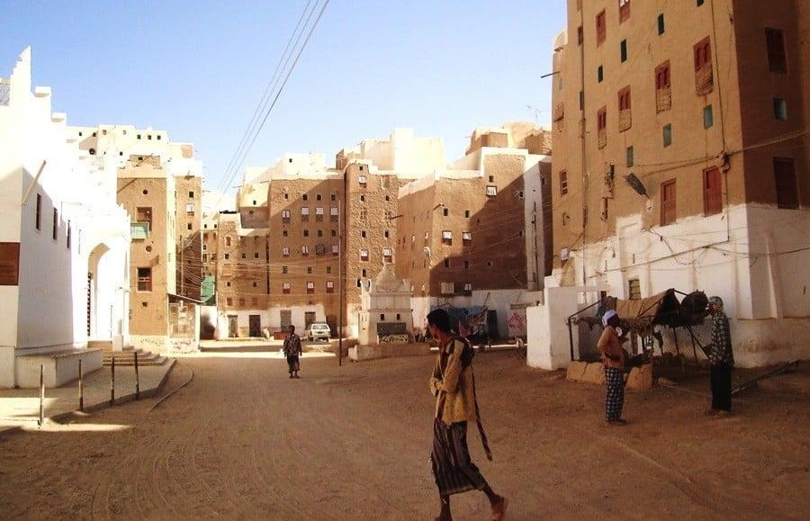 Endangered Unesco Shibam Yemen