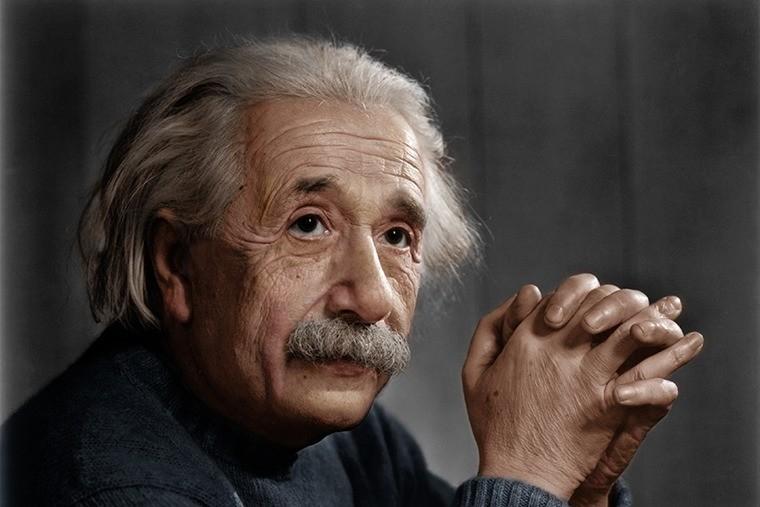 Famous Refugees Einstein