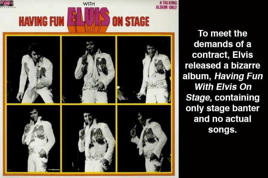 Fun With Elvis Album