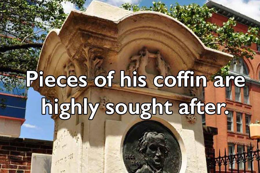 Grave Of Poe