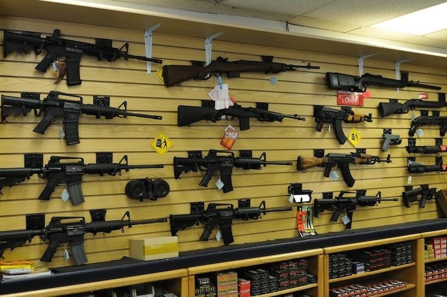 Gun Control Executive Order