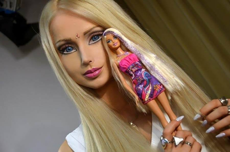 real life barbie and ken