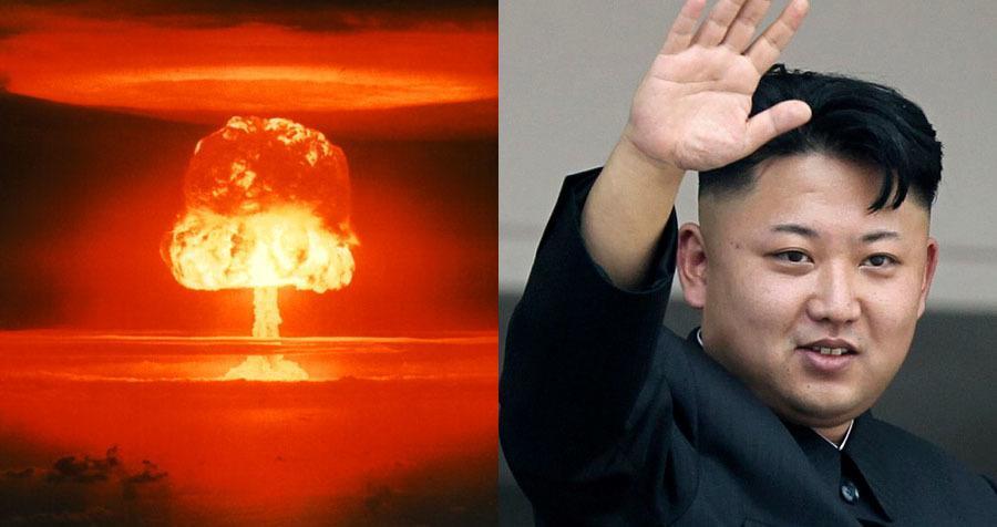 Hydrogen Bomb Kim Jong Un