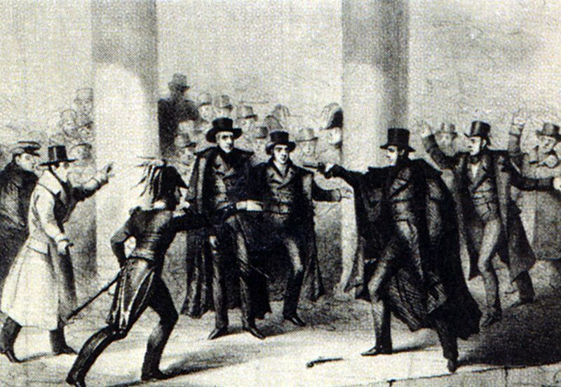 January 30 Jackson Assassination