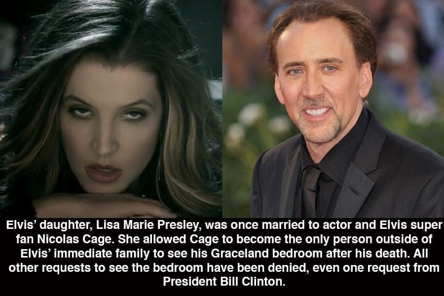 Lisa Cage Elvis