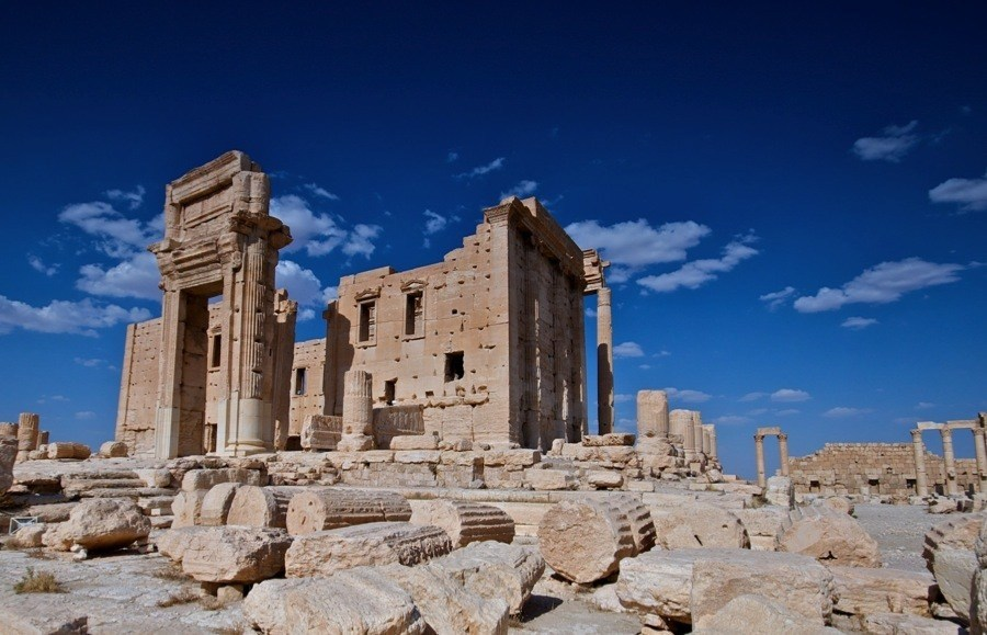 Ndangered Unesco Temple Isis