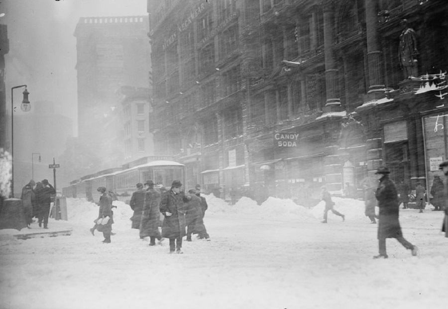 New York Blizzard