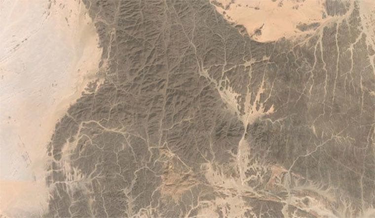 North Sudan Aerial