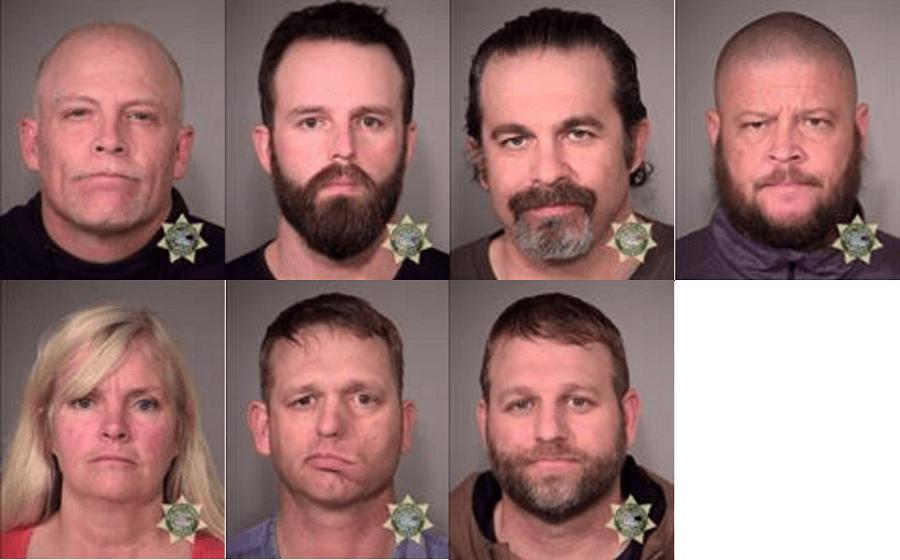 Oregon Arrested