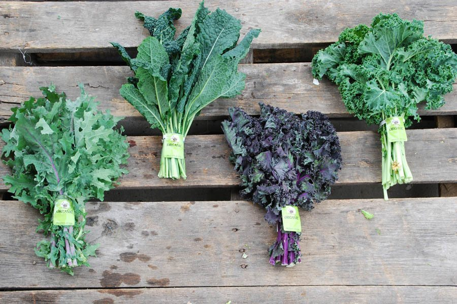 Organic Food Myths Kale