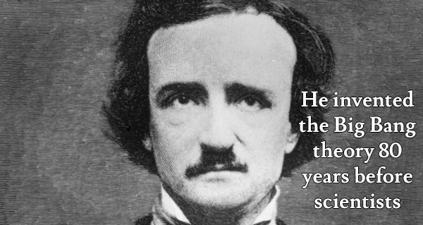 poe big thing Complete collection of poems by edgar allan poe: the raven, alone, annabel lee, the bells, eldorado, ulalume and more.