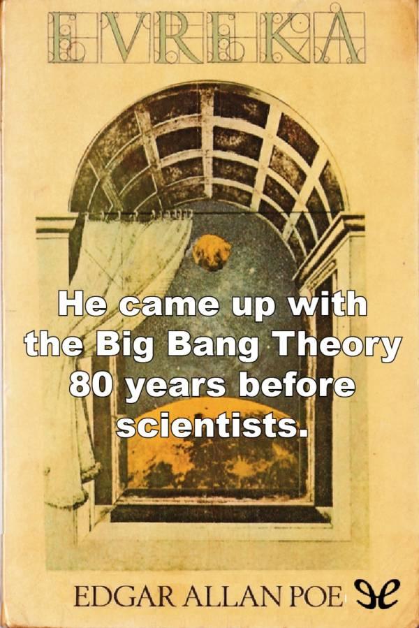 Poe Facts Big Bang
